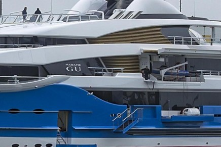 """The newly crowned winners of the 9th World Superyacht Awards – the 2014 """"Oscars"""" of the superyacht world"""