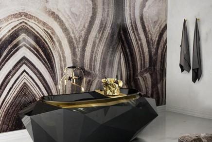Luxury upgrades to an exquisite master bathroom