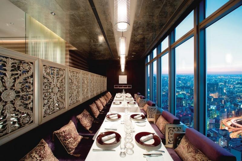 mandarin oriental tokyo-dining scene