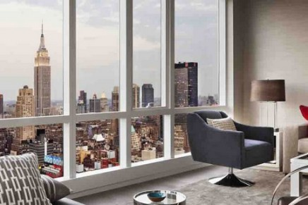 Too damn high: Manhattan average apartment prices reach record of $1.87m