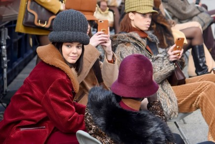 Marc Jacobs channels the 70s in grand final of New York Fashion Week