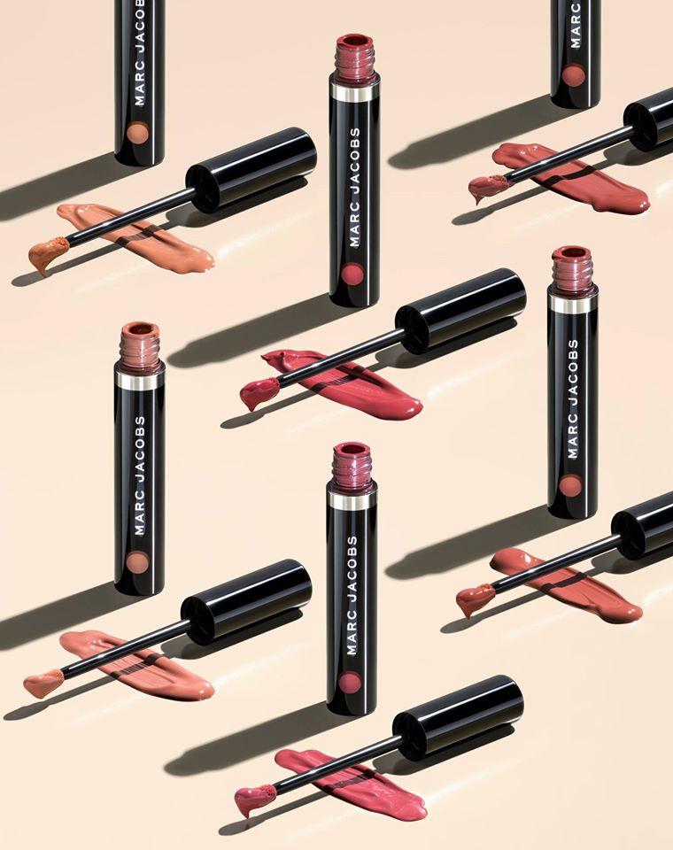 marc jacobs 2017 Le Marc Liquid Lip Crème for plump lip look