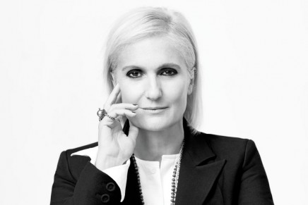 Maria Grazia Chiuri on fashion, feminism and Dior: 'You must fight for your ideas'
