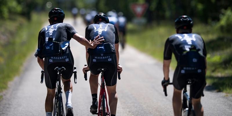 maserati cycling 2019
