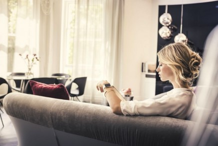 Mercedes-Benz is entering the market for luxury serviced apartments