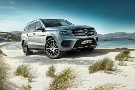 Mercedes-Benz GLS: 'A cross between a first-class lounge and fantasy farm vehicle'