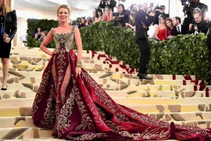 Met Gala 2018: let us give thanks for the best dress code of all time