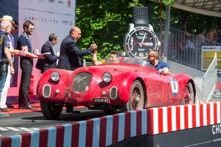The Mille Miglia 2018 will be held from the 16th until the 19th May on traditional route Brescia-Rome-Brescia