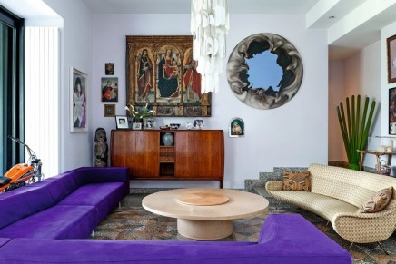 'It's mostly eBay': inside the home of fashion heiress Margherita Missoni