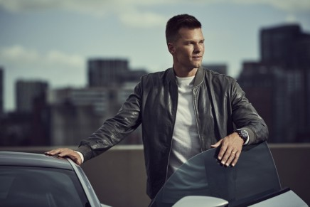 Modern-day icon and haute horlogerie connoisseur Tom Brady partners with IWC Schaffhausen