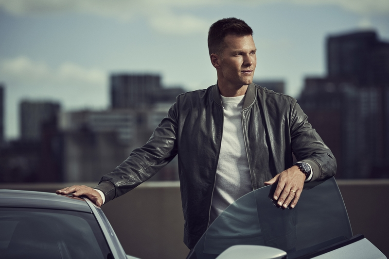 modern day icon and a connoisseur of haute horlogerie Tom Brady partners with IWC Schaffhausen