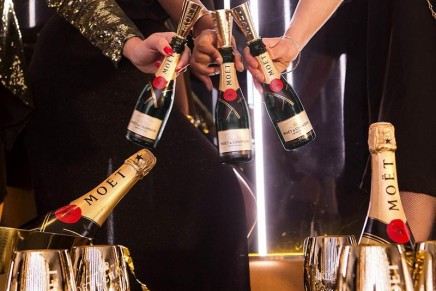 Moët & Chandon cellars in Epernay are again open to visitors