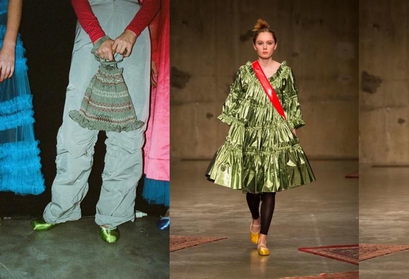 molly goddard fashion in motion program 2017 V&A-