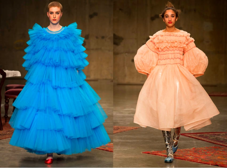 molly goddard fashion in motion