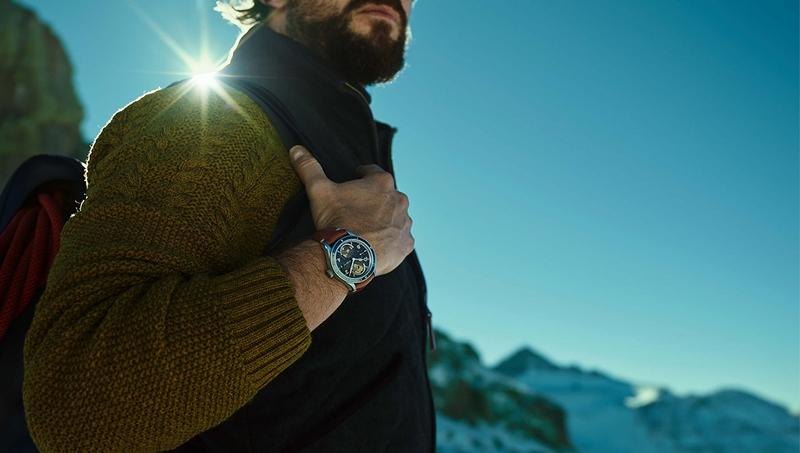 montblanc spirit of exploration 2018 - Montblanc 1858 Geosphere watch
