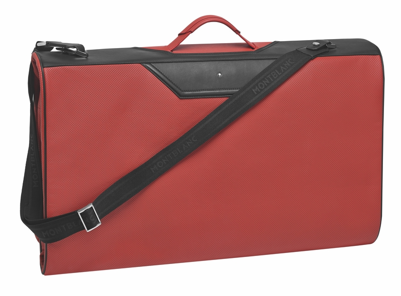 montblanc-x-bmw-luggage collection 2019-BMW suitcase