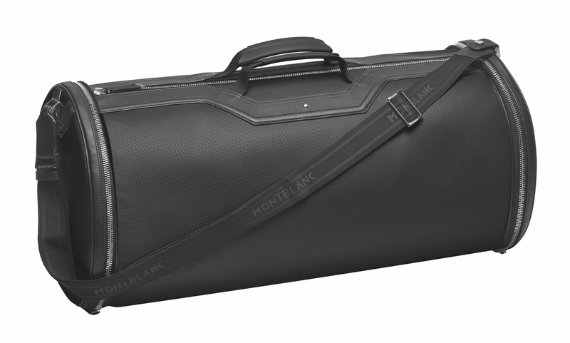 montblanc-x-bmw-luggage collection 2019-duffel bags