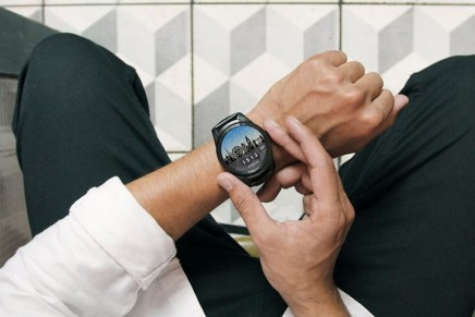 New city-inspired watch faces are the latest evolution of Montblanc Summit