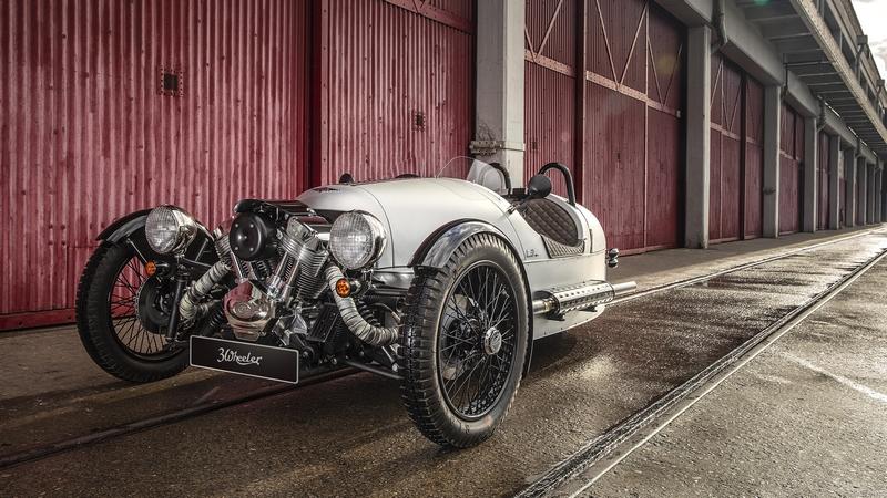 morgan 110 years - 3 wheeler