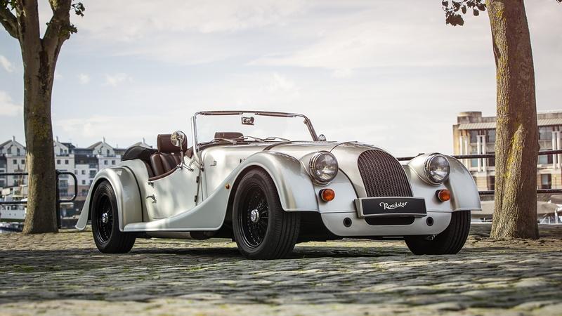 morgan 110 years - roadster
