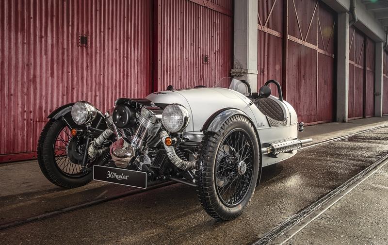 morgan motor 3-wheeler -