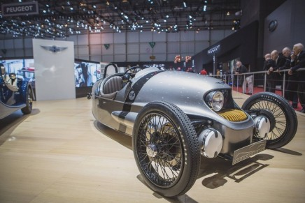 What if an all-electric vehicle was bespoke, hand crafted and exhilarating to drive?