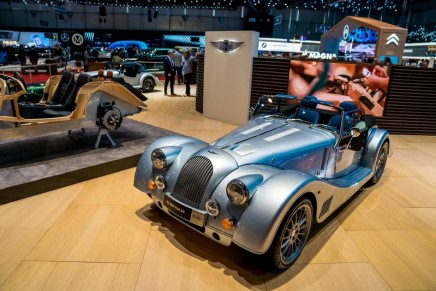 Italian investment firm to buy Morgan Motor Company
