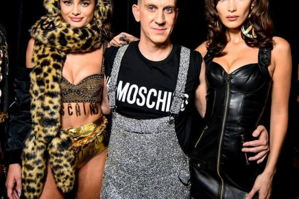 'I hate the idea of exclusivity': Moschino's Jeremy Scott on his H&M collaboration