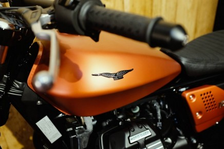 Moto Guzzi V9 Robber Sport – the latest gritty evolution of the V9 range