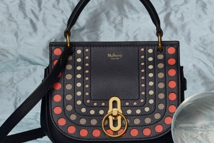 Mulberry's sales of luxury goods fall sharply in UK
