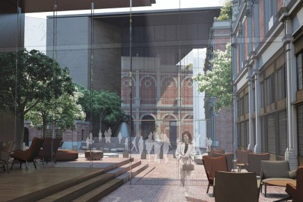 Museum of London design shortlist: from luxury boutique to history chic