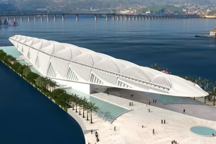 Museum of Tomorrow: a captivating invitation to imagine a sustainable world