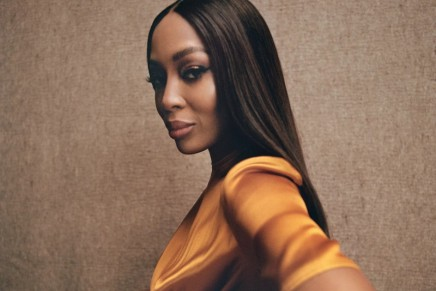 Naomi Campbell: 'I will not be held hostage to my past'