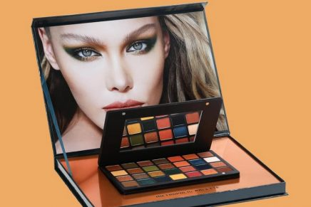 Looking for a beauty Christmas gift? Try an all-in-one eyeshadow palette