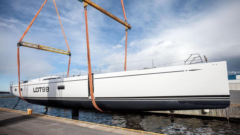 nautor's swan lot 99 yacht