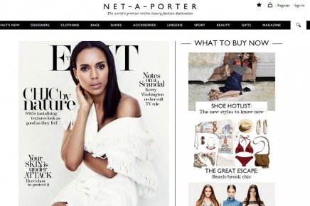 Net-a-Porter merger with Yoox: marriage of very different high-end fashion sellers