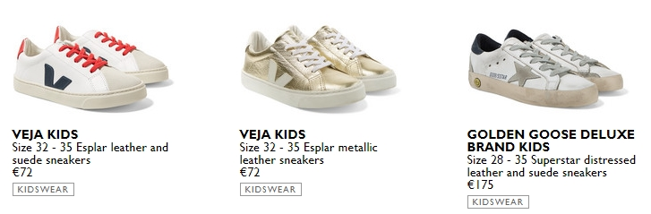 net-a-porter-kids casuals 2019