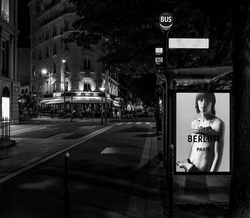 new Berlutti 2018 ads