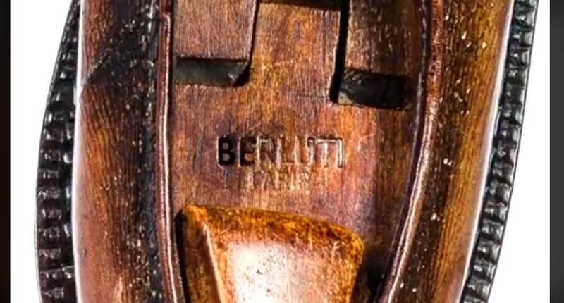 new Berlutti 2018 signature
