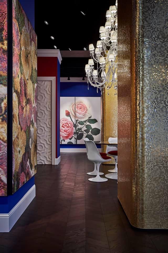 new Bisazza Milan Flagship Store Milan