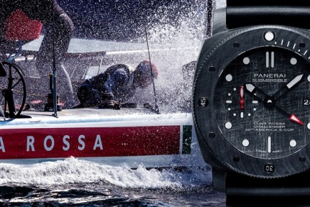 Panerai Submersible diving watches – suitable for wearing during the most challenging enterprises