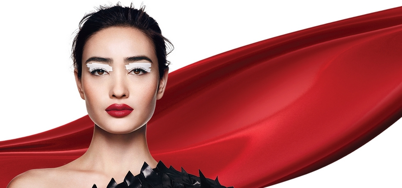 new makeup range from Shiseido 2018-