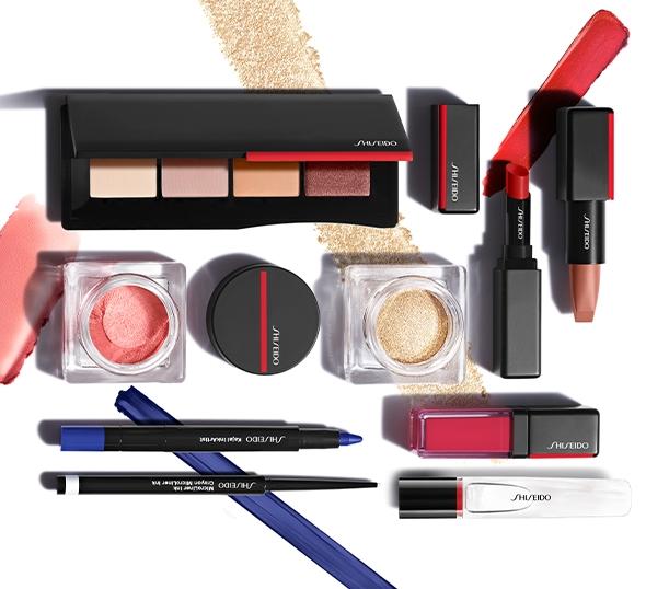new makeup range from Shiseido 2018 - 01