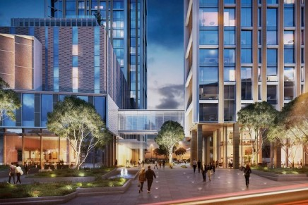 London set for more than 35,000 new luxury homes in next decade