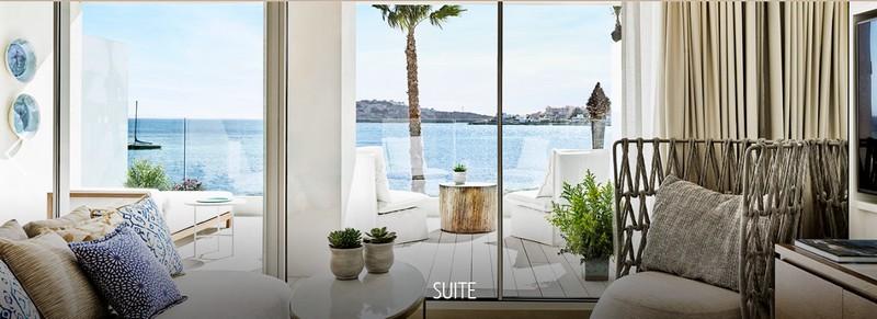 nobu hotel ibiza bay - suite