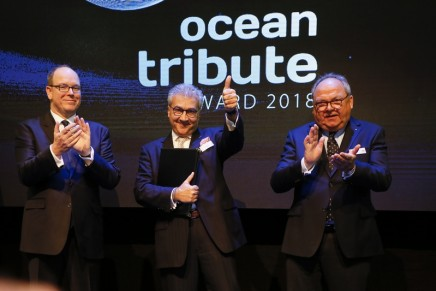 Ocean Tribute Award 2019 to be awarded to the most sustainable ideas in maritime conservation
