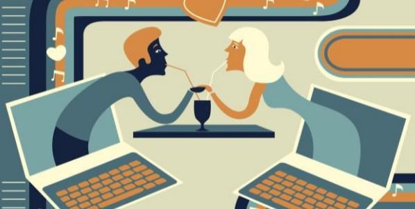 online dating - start