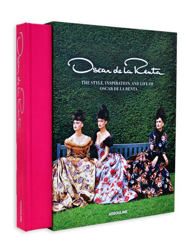 Fashion books oscar de la renta speaks about his work for Oscar de la renta childhood