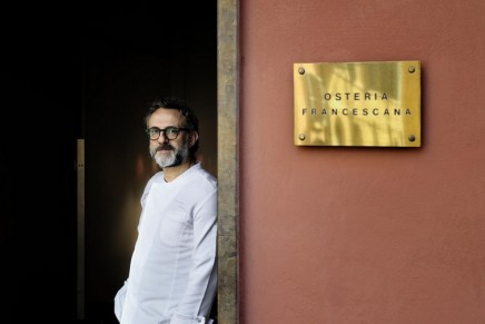 Massimo Bottura, the 'poet' chef with the best restaurant in the world