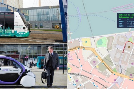 Autonomous car innovations: from jam busters to cures for queasiness